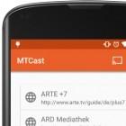 MTCast für Android: Mediathek-Cast-App kehrt nicht in den Play Store zurück
