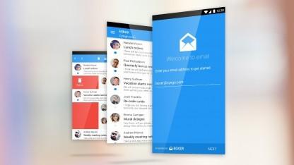 Boxer: Cyanogen OS wechselt das E-Mail-Programm - Golem.de