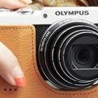 Olympus Stylus SH-2: Metall-Reisekamera mit 24fach-Objektiv