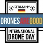 International Drone Day: Total zugedrohnt