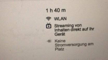 Google Flugsuche mit Annehmlichkeiten an Bord
