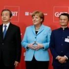 Cebit-Eröffnung: Merkel für Kooperationen mit chinesischer IT-Industrie
