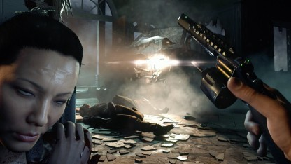 Screenshot aus Battlefield Hardline