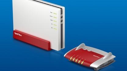 Fritzbox 4080 und Fritzbox 4020 vorgestellt