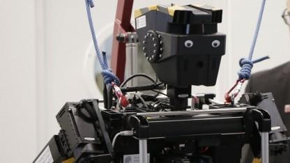 Roboter Johnny: leichter Humanoide für die Darpa Robotics Challenge