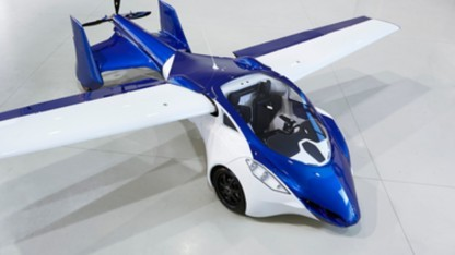 Aeromobil Flying Roadster