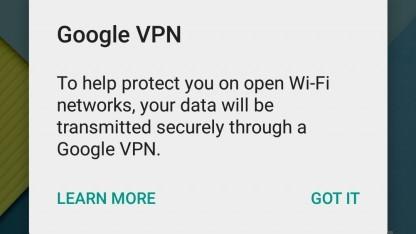 Google plant vermutlich einen VPN-Dienst für seine Mobilfunkkunden.