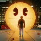 Pixels The Movie: Pac-Man frisst Kleinwagen im Kino