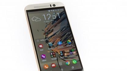 Das HTC One M9 verkaufte sich nicht gut genug.