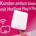 Plug'n'Play Hotspot: Telekom bietet offenes WLAN-Paket ohne Störerhaftung