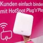 Plug'n'Play Hotspot: Telekom bietet offenes WLAN-Paket ohne Störerhaftung