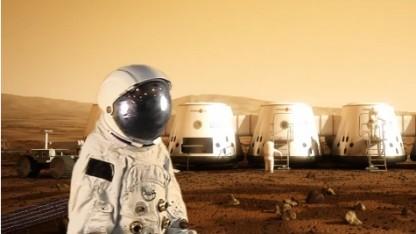 Mögliche Marskolonie: Ist der Platz in der Marsrakete käuflich?