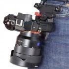 B-grip: Kamera-Holster für Schnellschüsse aus der Hüfte