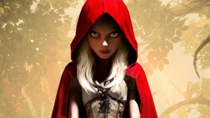 Artwork von Woolfe - The Redhood Diaries
