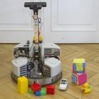 Projekt Squirrel: Der Roboter soll das Kinderzimmer aufräumen