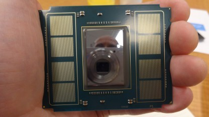 Package von Xeon Phi Knights Landing ohne MCRAM