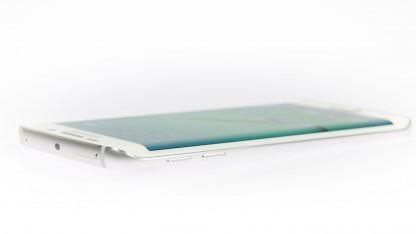 Der Rand von Samsungs Galaxy S6 Edge könnte hilfreicher werden.