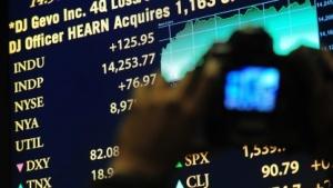 Wird von Algorithmen beeinflusst: Dow-Jones-Index