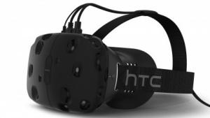 Google soll an einer Android-Version für VR-Brillen arbeiten, im Bild die Vive von HTC.
