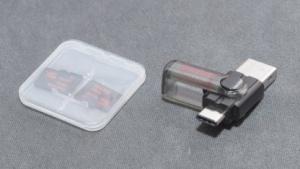 Neue SD-Karten und Sticks von Sandisk.