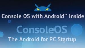 Logo von Console OS