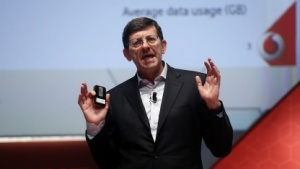 Vodafone-Konzernchef Vittorio Colao auf dem MWC