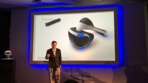 Neue Version von Sonys VR-Brille Project Morpheus