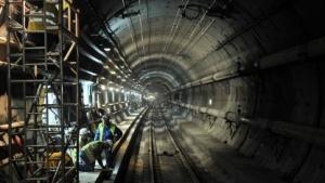 China will den Eurotunnel toppen.