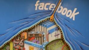 Eine Facebook-Zeichnung
