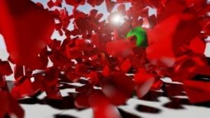 Eine Demo von PhysX in der Unreal Engine 4