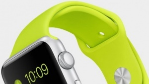 Apple Watch hat 8 GByte internen Speicher.