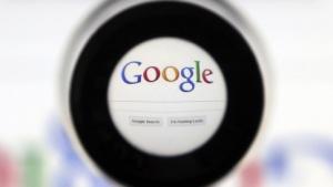 Google-Suchmaschine