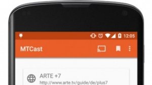 MTCast für Android