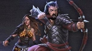 Artwork von Seven Dragon Saga