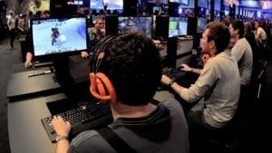 Besucher der Gamescom 2014