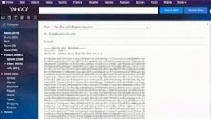 Yahoo nutzt den Code von Google zur E-Mail-Verschlüsselung.