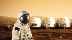 Marskolonie (Symbolbild): Serienstart ist im Januar 2017 geplant.