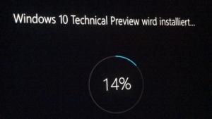 Windows 10 Technical Preview Build 10041 ist da.