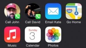 Launcher für iOS 8