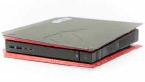 Der Asus ROG GR8 ist ein kleiner Spiele-PC.