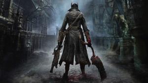 Artwork von Bloodborne