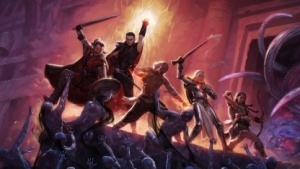 Artwork von Pillars of Eternity