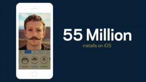 Nutzer können mit Messenger Platform eigene Inhalte erstellen.