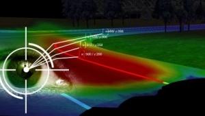 Eye-Tracking-Licht