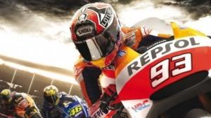 Artwork von Moto GP 14