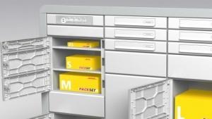 DHLs Paketkasten für Mietshäuser