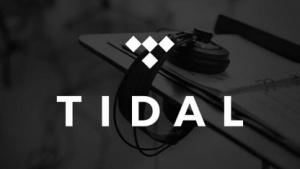 Das Tidal-Logo