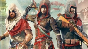 Artwork von Assassin's Creed Chronicles
