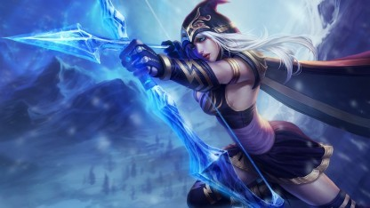 Artwork von League of Legends