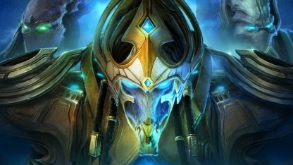 Artwork von Starcraft 2: Legacy of the Void